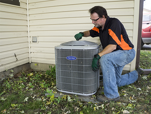 Replace Your HVAC System