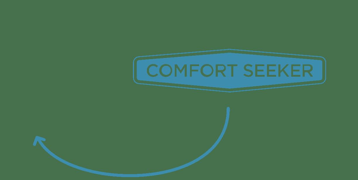 Comfort Seeker Logo