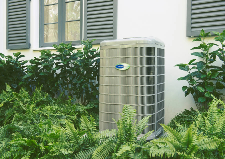 Carrier Heat Pump Outdoor Unit
