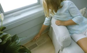My A/C won't keep my house cool enough on a 95-degree day.